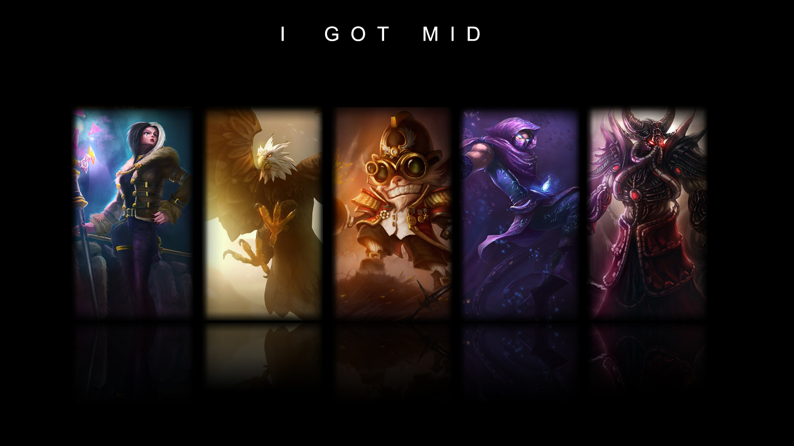 league of legends mid wallpaper viewing gallery