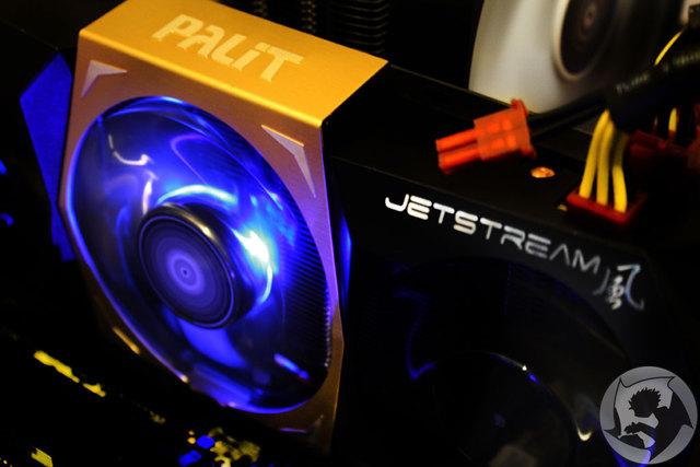 PALIT JetStream GeForce GTX 680 4096MB GDDR5 PCI-Express Graphics