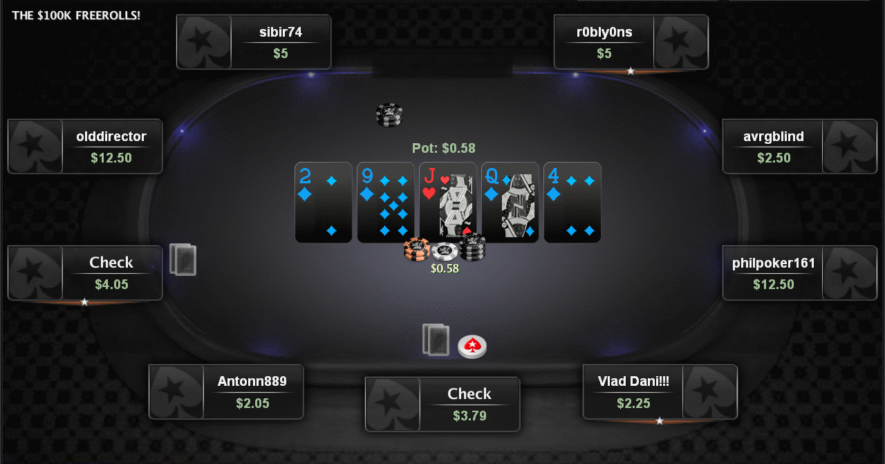 Zynga poker update
