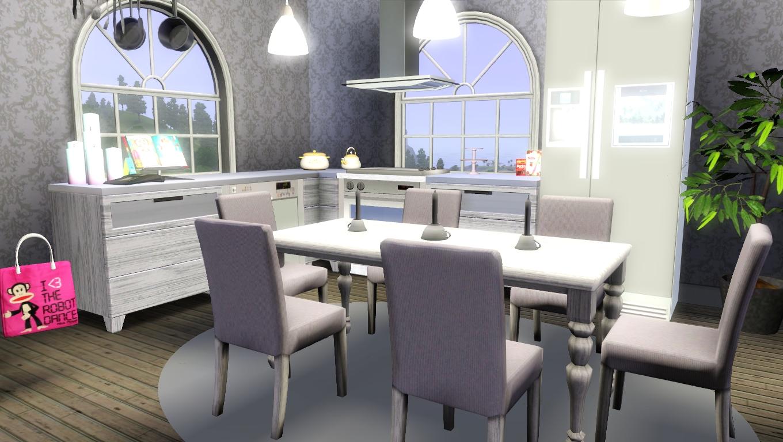 sims 3 wohnzimmer modern: kleines - Sims 3 Wohnzimmer Modern